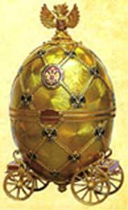 Фаберже К. Пасхальное яйцо Easter egg by Carl Faberge
