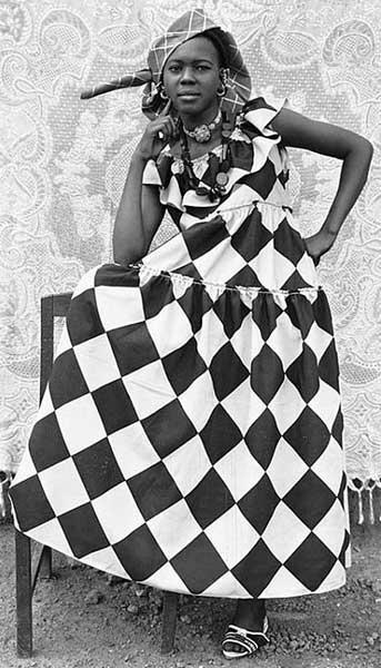 Африканочка African