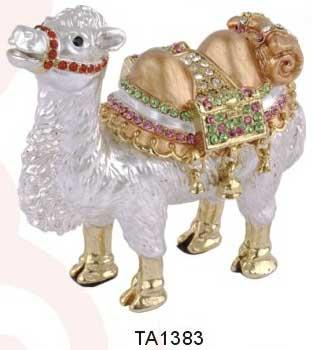шкатулка ювелирная «Верблюд» ornament box «Camel». Double Win Co